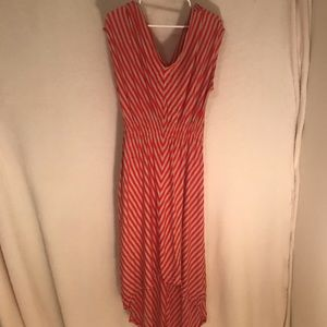 Mossimo high-low dress -size M
